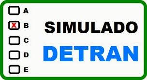 simulado detran mg